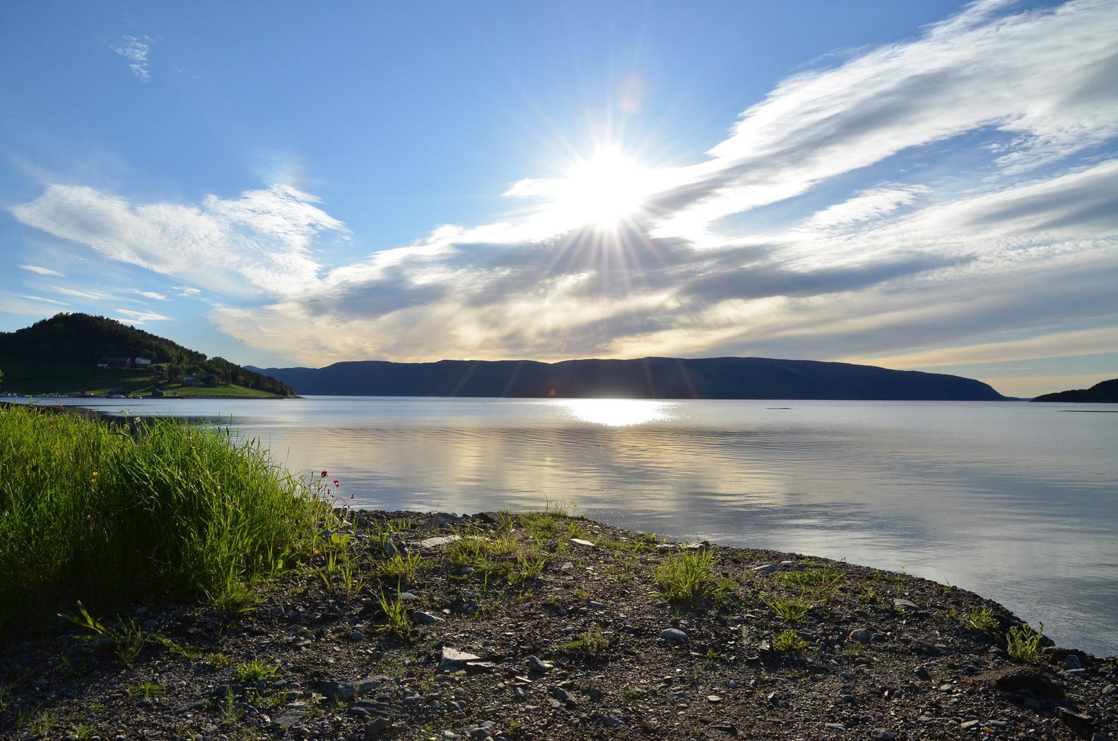 Fjord in Norway – 2013