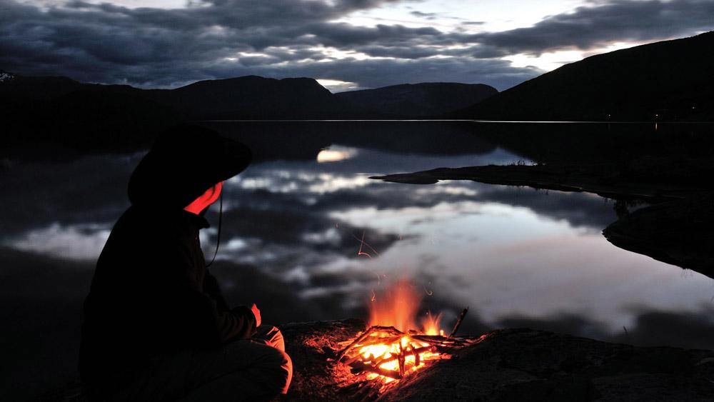 Fjord Night