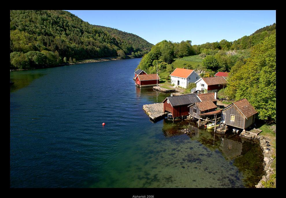 Fjordblick #6