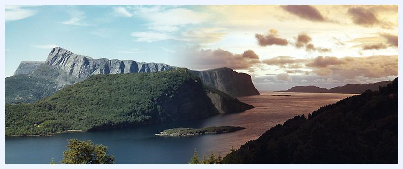 Fjordblicke (überarbeitet)