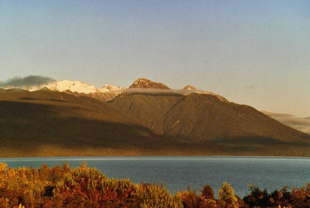 fjordland en nouvelle zelande