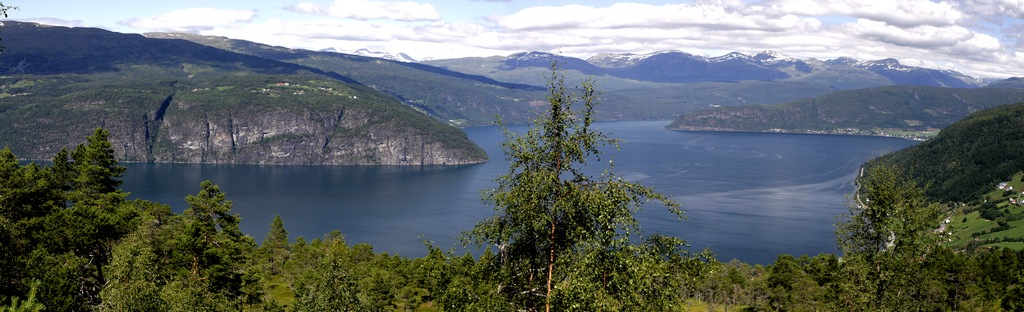 Fjordland Norwegen