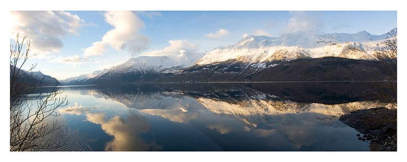 Fjordlandschaft Norwegen 2