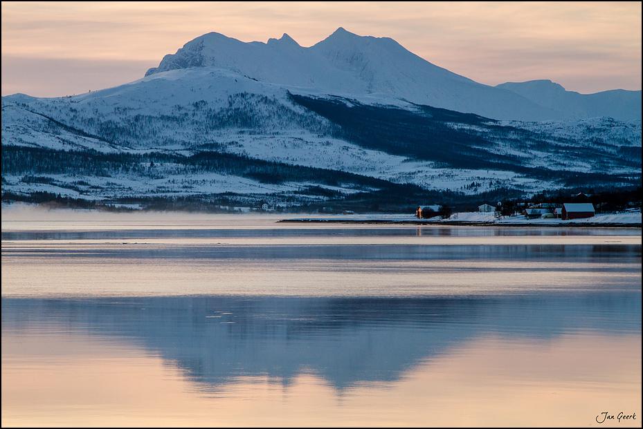Fjordromantik...