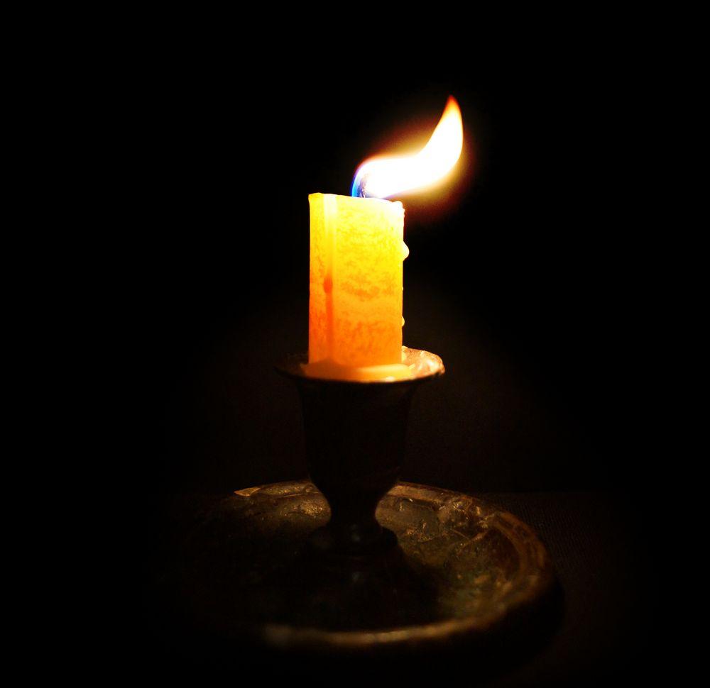 Kerze Bild