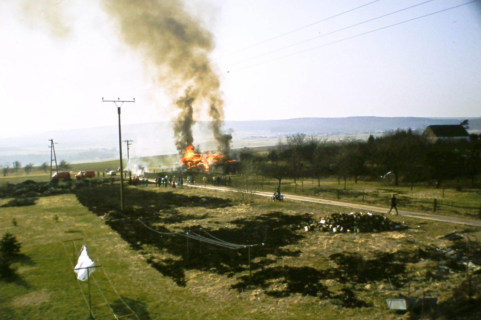 Flächenbrand 1978