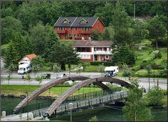 Fläm bridge