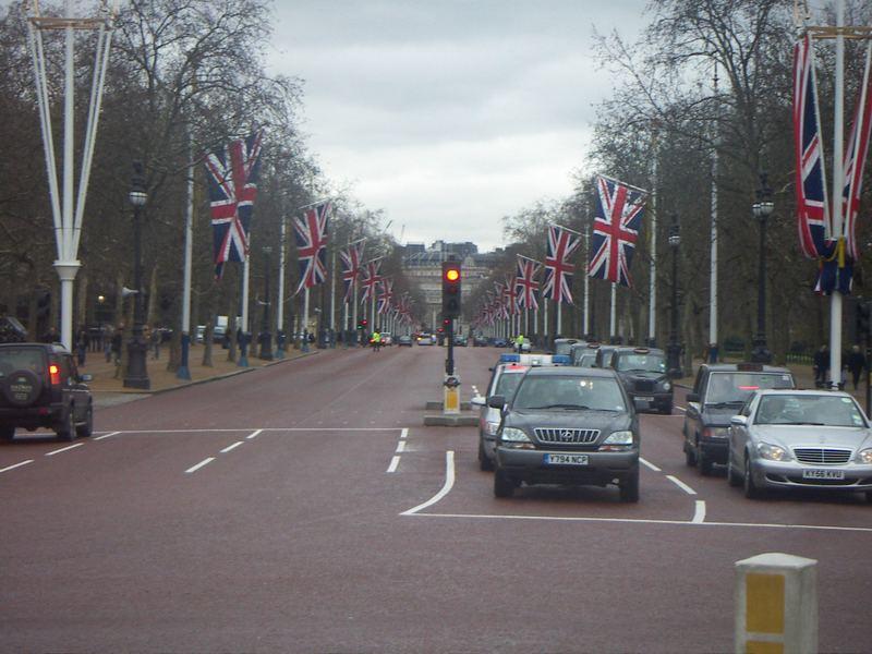 Flagge bekennen...
