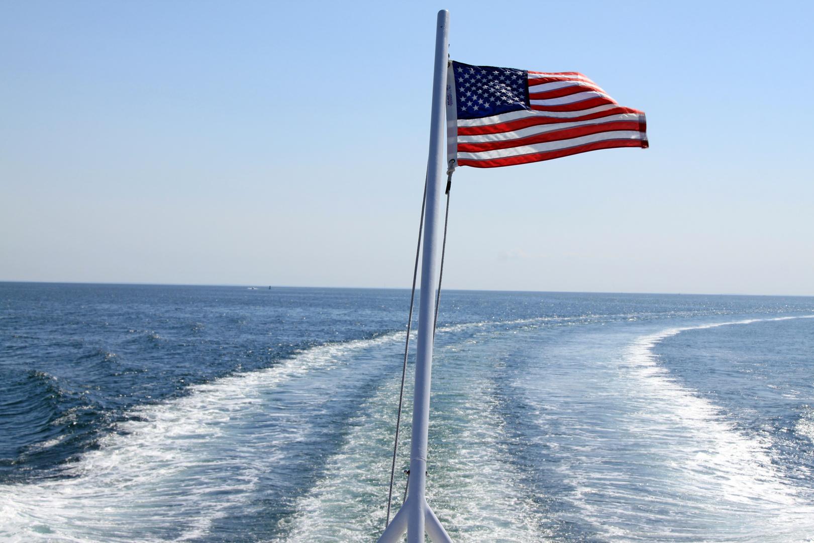 Flagge zeigen...