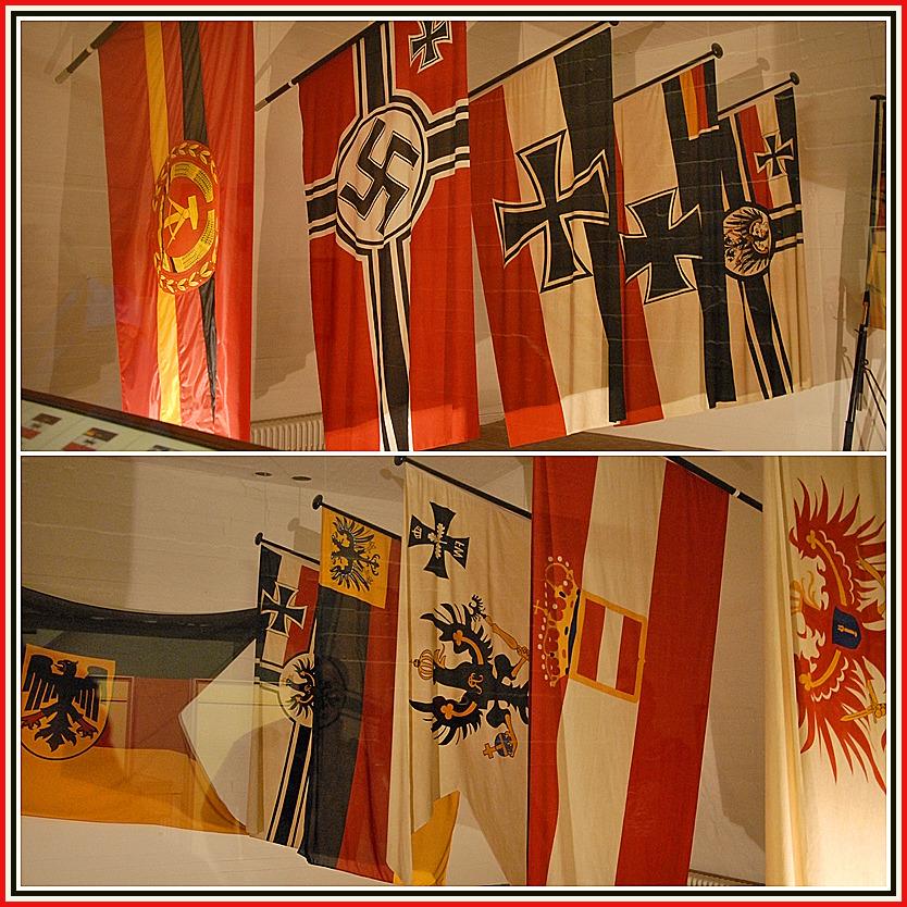Flaggen der Marine