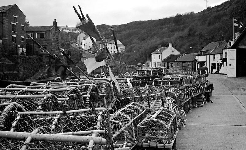 Flags Of Staithes