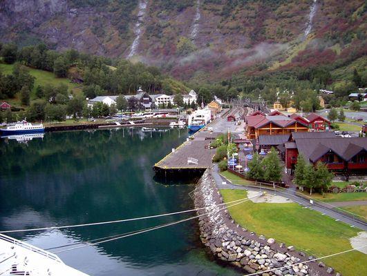 Flam, Norwegen