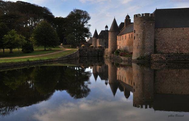 Flamanville reflets d'automne