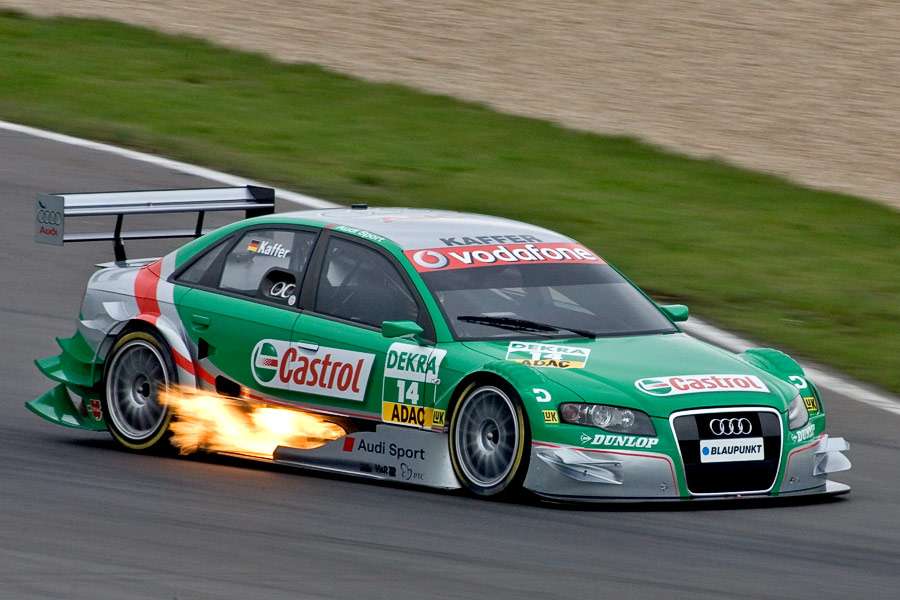 Flame of Castrol