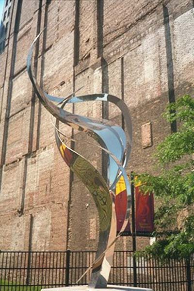 Flame of hope Chicago