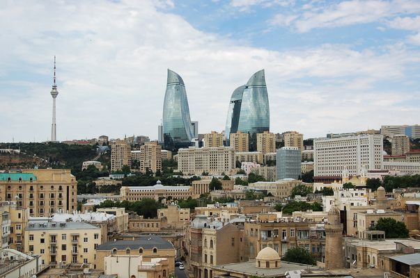 Flame Towers - Baku