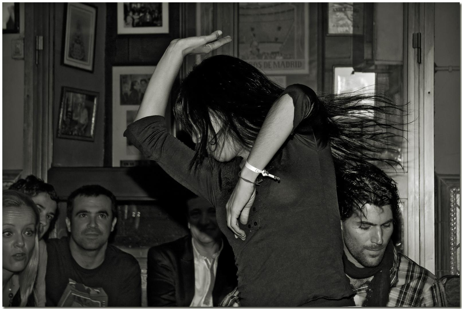 Flamenco en Triana VI Pasión