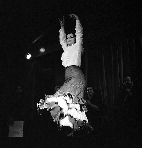 Flamenco im Tarantino