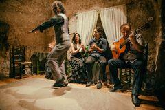Flamenco life