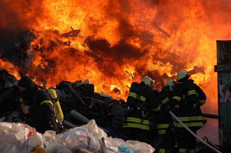 Flamende Inferno