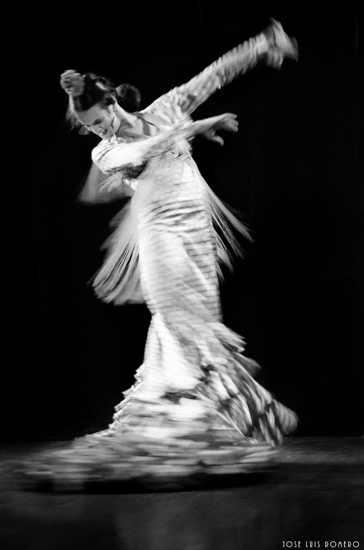 Flamenqueando I - Lucia de Miguel -