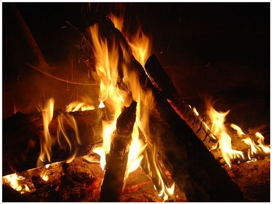 ....Flames....