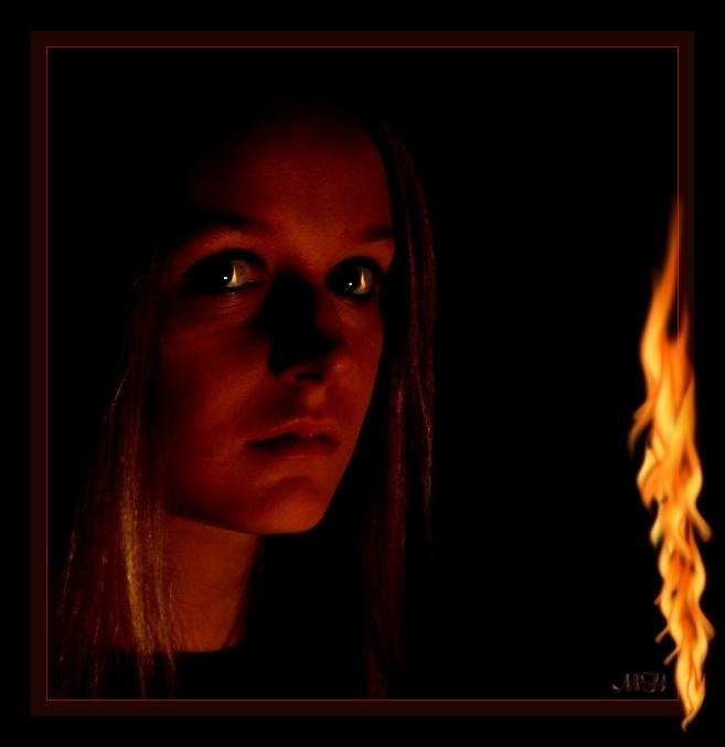 flaming sister