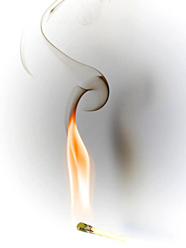Flamme...