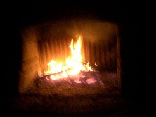 Flammen der Nacht