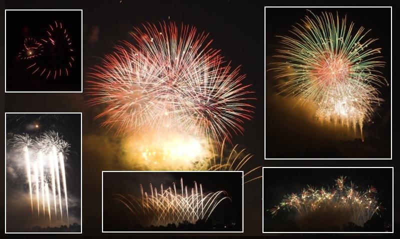 Flammende Sterne 2005