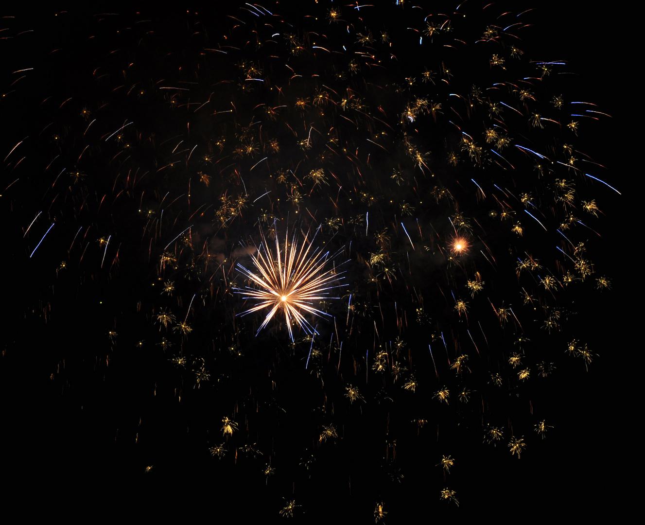 Flammende Sterne 3