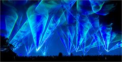 Flammende Sterne Laser-show 2