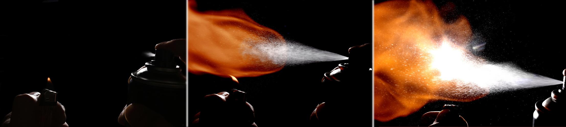 Flammenspeier