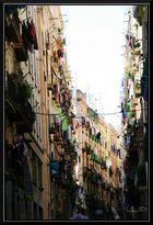 Flanerie dans le vieux Barcelone...