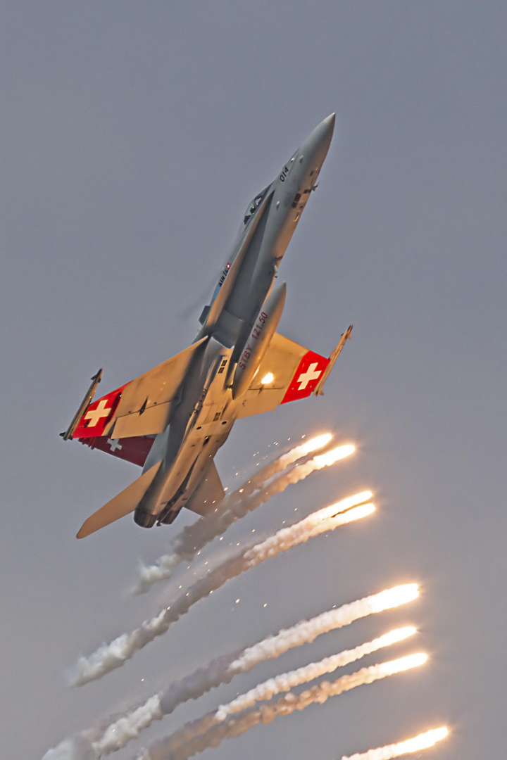 Flares...