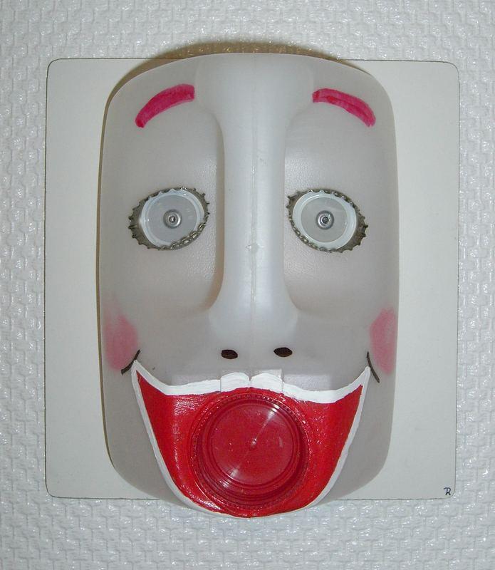 (Flaschen)Clown