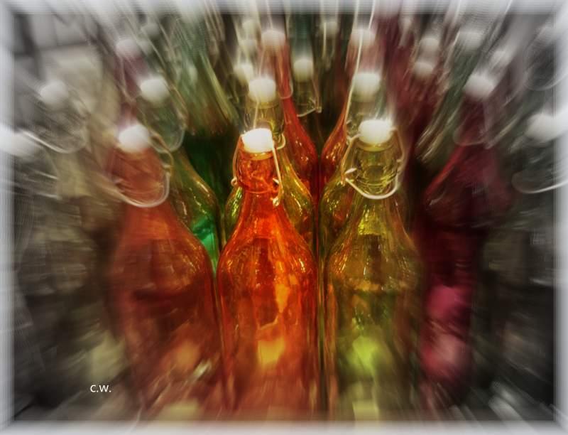 ...Flaschen.Parade...