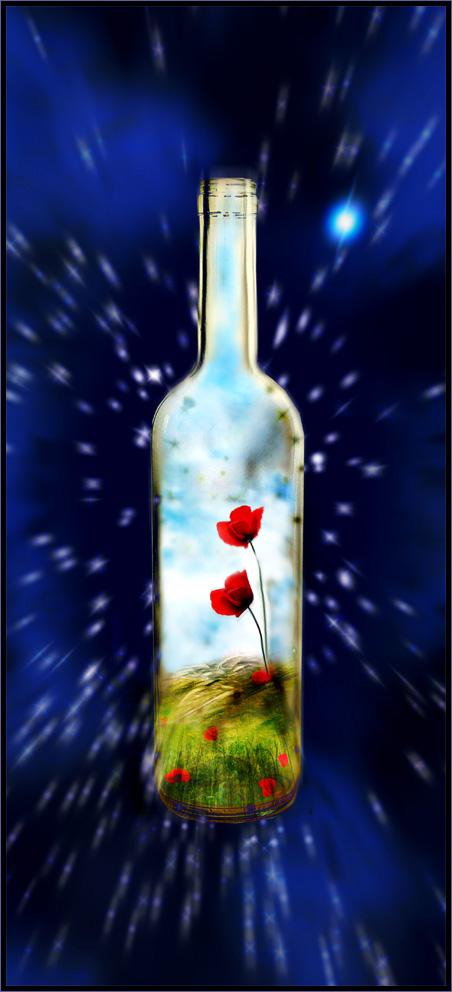...Flaschen...post...