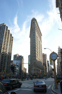 Flat Iron Building N.Y. City