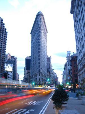 Flat Iron - New York