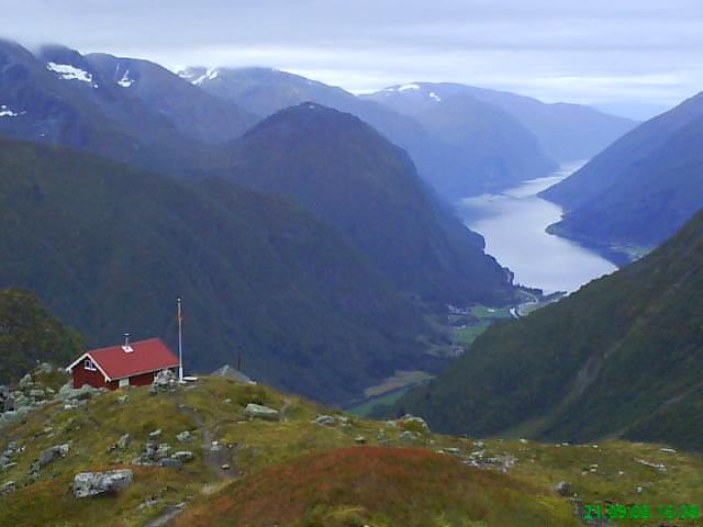 Flatbre Hytta (Norge)