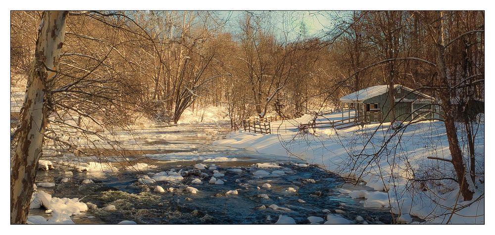 Flatbrook Creek