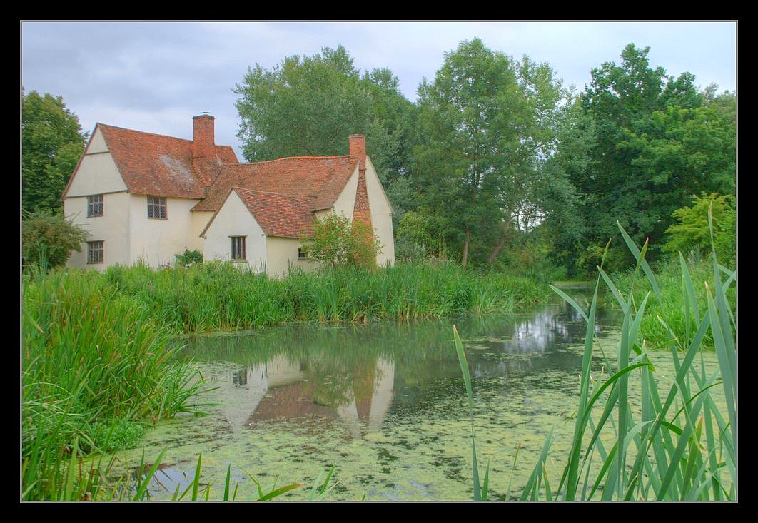 Flatford Mill HDR