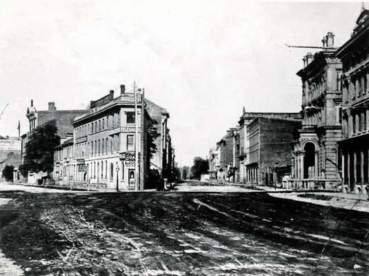 Flatiron Building 1873
