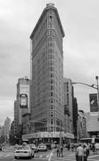 Flatiron-Building in New York