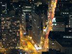 Flatiron Building vom Empire State Building...