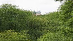 Flatowturm im Park Babelsberg 1 (3D)