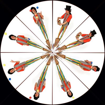 Flatsch in circle