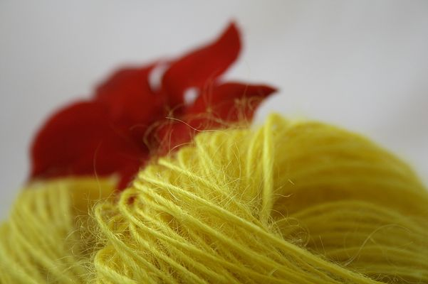 flauschiges mohair