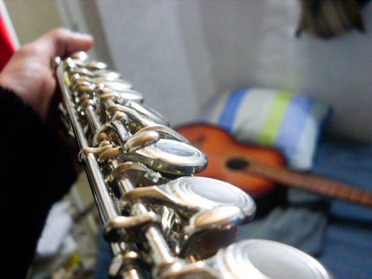Flauta traversa Macro